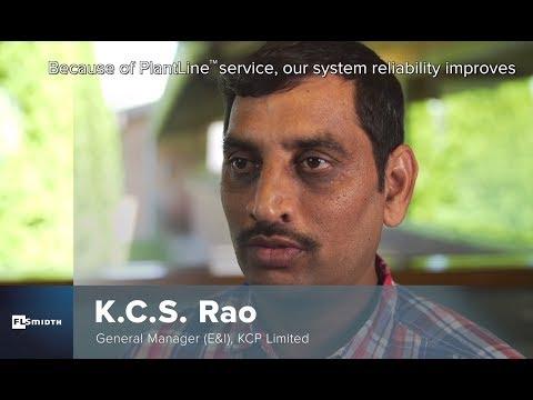 FLSmidth's PlantLine™ Service Agreement