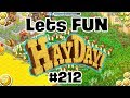 Lets Fun Hay Day #212 LVL UP 165!