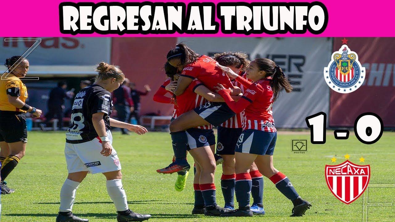 Chivas 1-0 Necaxa Liga MX Femenil 2019 || Resumen, Análisis y Reacciones