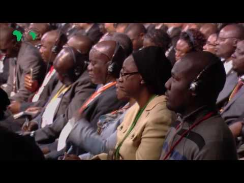 African Development Bank Annual Meetings 2016 - Opening Cere
