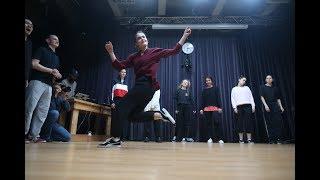 Easy Lee (Russia). House Dance Selection Solo. V1 Battle 2018