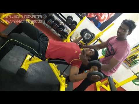 Follow this CHEST WORKOUT routine for develop your chest within 3months(Tamil/English)