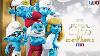 Video Les Schtroumpfs 2 - TF1 download MP3, 3GP, MP4, WEBM, AVI, FLV Desember 2017