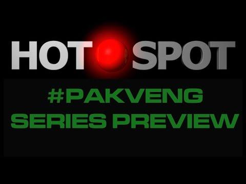 Hot Spot - Pakistan v England Test series...