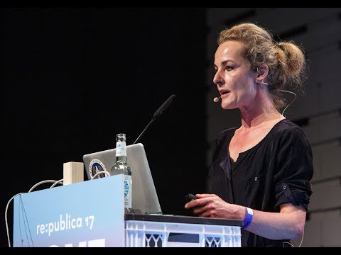 re:publica 2017 – Christiane Mudra: Off record- Quellenschutz und V-Mann-Praxis im NSU-Komplex on YouTube