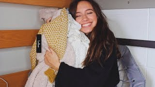 i bought a lot of clothes that resemble blankets // try-on haul