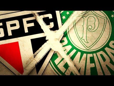 Camp Brasileiro - São Paulo x Palmeiras 27/05/17 (Aúdio Ao Vivo)