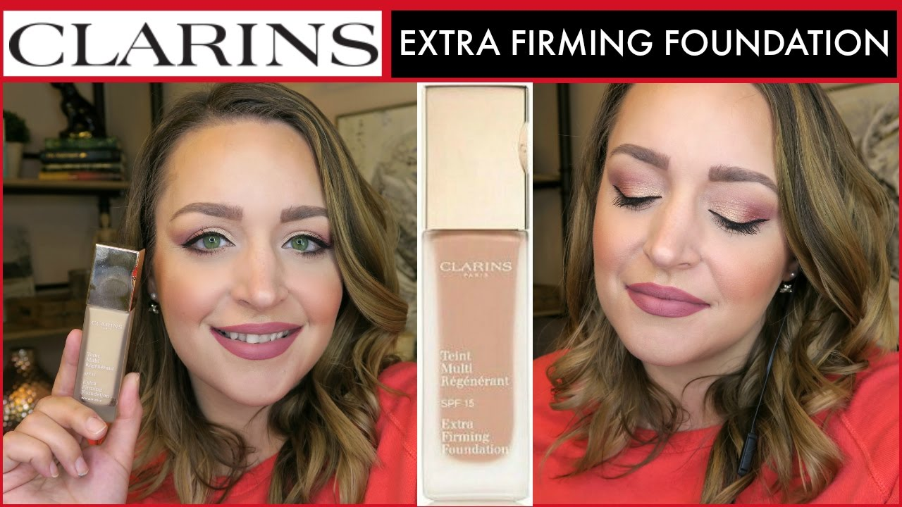 clarins foundation review