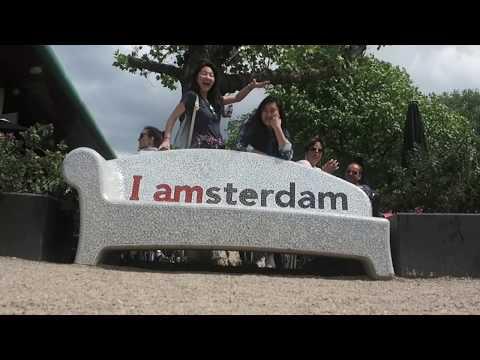 DD Hits the 'Dams // Netherlands Trip