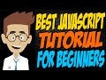 Best JavaScript Tutorial for Beginners