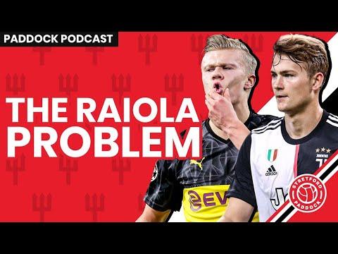 The Mino Raiola Problem | Stetford Paddock Podcast W/ Adam Mckola!