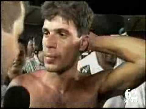 [1996] Manchete Esportiva - Campeão Carioca