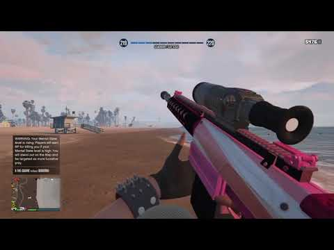 Clean 1v1 Snipers at Beach With A Barcode Friend