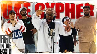 UAE Cypher - Fire in the Booth