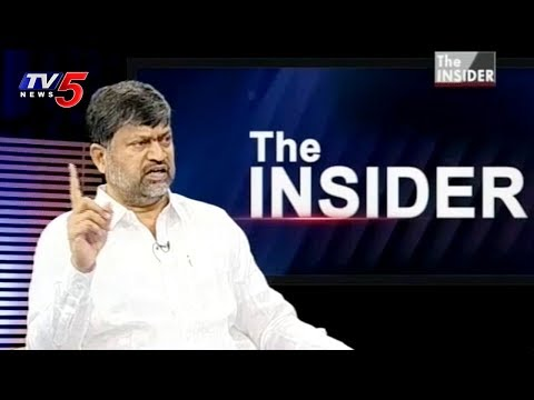 TTDP Leader L Ramana Exclusive Interview | The Insider | TV5 News