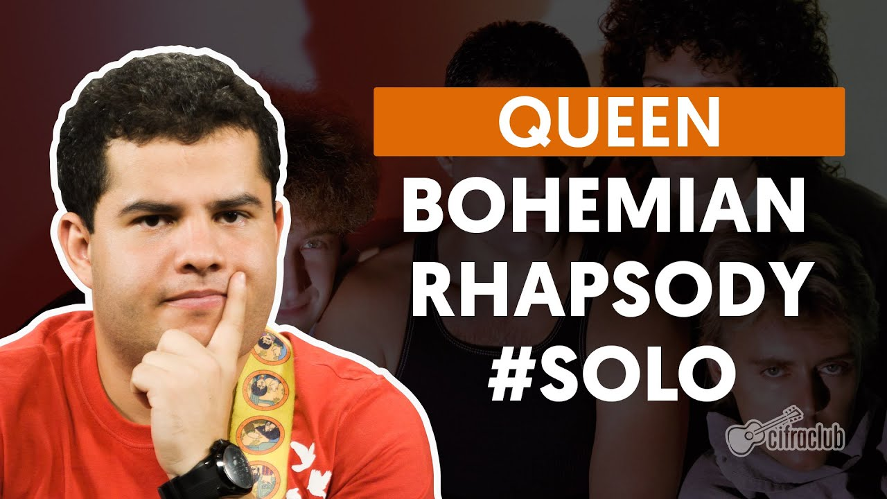 Download Bohemian Rhapsody - Queen (How to Play - Guitar Solo Lesson)