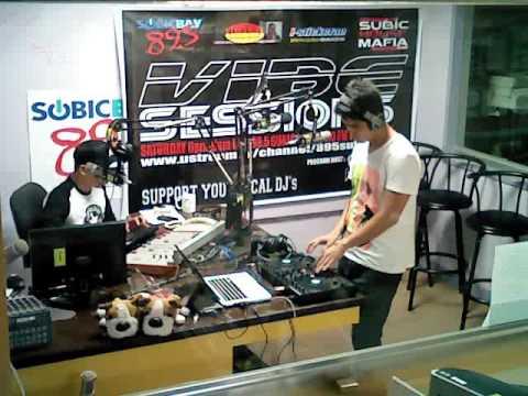 89.5 Subic - Vibe Sessions guestDJ: Maskie