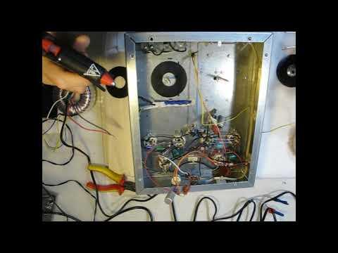 Подумалось мне, ламповая техника разительно отличается от столь привычной транзисторно-микросхемной, тут и мягкий свет нитей накала, и обаяние ретро, и напряжения в несколько сотен вольт романтика, короче говоря. Немного обдумав эту идею, руководствуясь любопытством и желанием.