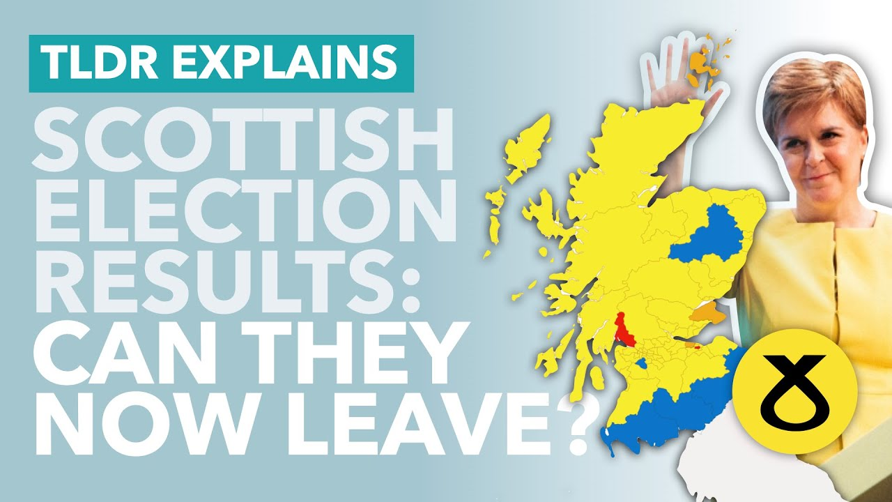 Scottish Independence? What does the SNP Win Mean for Scotland's Exit? - TLDR News