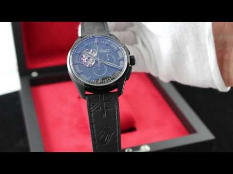 Zenith Chronomaster 1969 Tribute to the Rolling Stones Luxury Watch Review