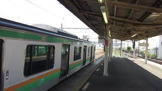 小田原駅4番線発車メロディ「お猿のかごやV2」
