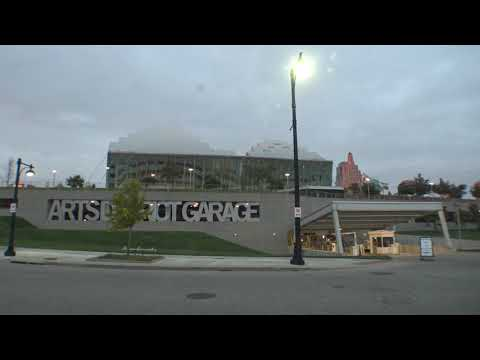 20171027 Friday Drivelapse Kansas City Metro Area