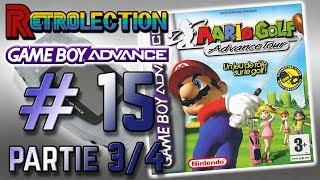 Retrolection Game Boy Advance #15 - Mario Golf Advance Tour (3/4)