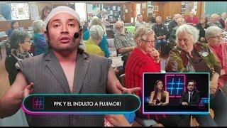 El 'Cacash' directo en directo desde el asilo Canevaro