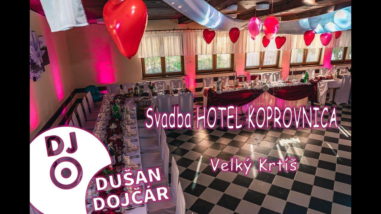347513d52c DJ Veľký Krtíš - Svadba Hotel Koprovnica - YouTube