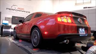 Reprogrammation moteur Ford Mustang 4.6 V8 GT 319 @ 346 PS - ADP Performance