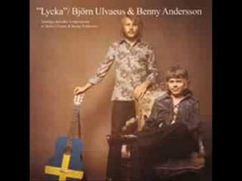 Björn Ulvaeus & Benny Andersson (ABBA) Nånting är på väg from album Lycka