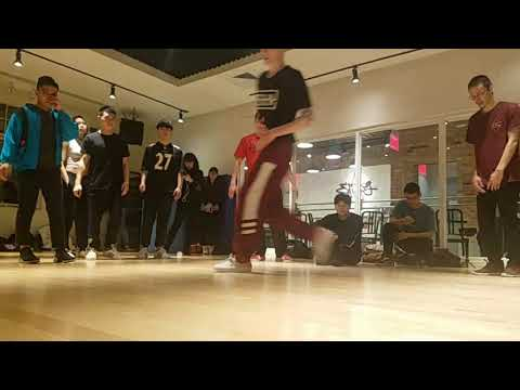 Cypher For Survival Charity B-boy Dance Battle NYC