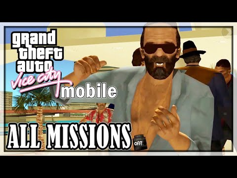 GTA Vice City (Android) - All Missions