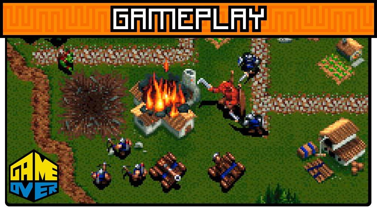 Warcraft Orcs Humans Gameplay Youtube