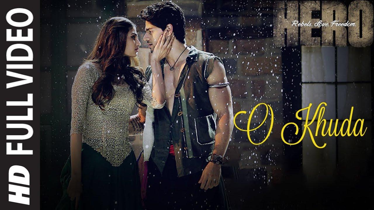 O Khuda FULL VIDEO Song - Amaal Mallik | Hero | Sooraj Pancholi, Athiya Shetty | T-Series