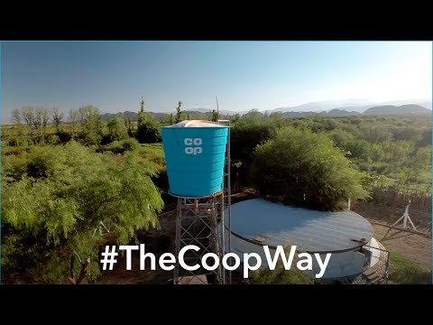 Tilimuqui, Argentina is one of the communities Co-op Fairtrade supports around the world #TheCoopWay