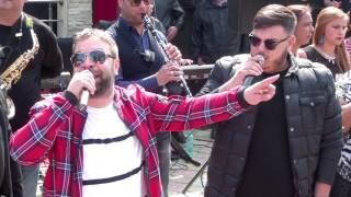 Florin Salam - LIVE 100 - Nas DAN BURSUC - Nunta Vijelie din Bailesti (2)
