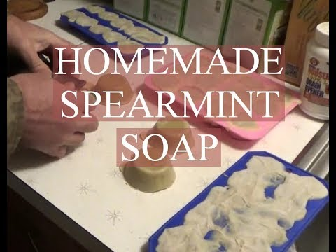 How To Make Soap Using Fresh Herbs Instead Of Essential Oil