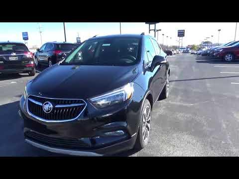 18B010 2018 Buick Encore Preferred For Sale Columbus Ohio