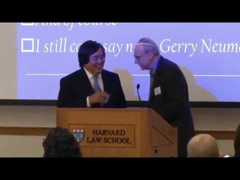 HLS Human Rights Program 30th anniversary | Harold Hongju Koh '80 keynote