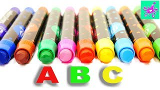 Learn English Alphabet | Learn To Write Capital Letters | Learn ABC