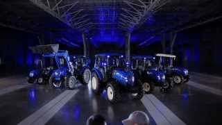 LS Tractor Brazil TV Commercial 2013
