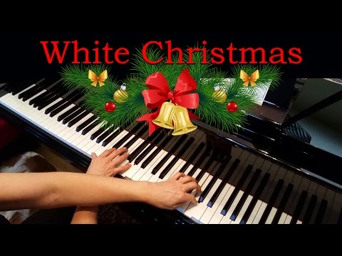 White Christmas, Berlin (Late-Intermediate Piano Solo)