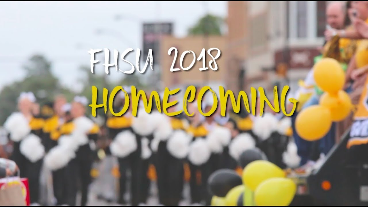 FHSU 2018 HOMECOMING