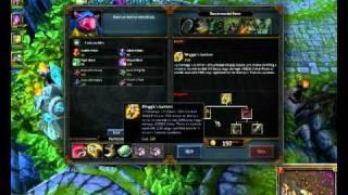League of Legends: TSM vs. WHALE Game 1 [WHALE Ventrilo] Dreamhack NA Qualifier Riot Season 1