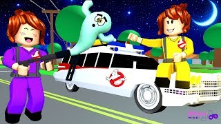 ROBLOX-GHOSTBUSTERS (Ghost Buster)