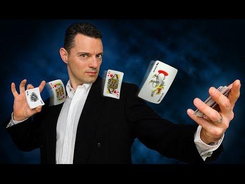 Mgic Show #1-Лучший фокус с картами.Обучение