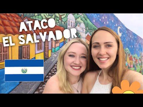 Visiting ATACO, El SALVADOR  ft  LaGringaPerdida