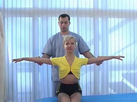 Шишонин: гимнастика для шеи (остеохондроз шейный)