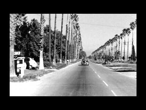 San Fernando Valley And Beach (ca1940s)
